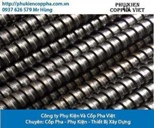 Sản xuất ty ren cốp pha tại TPHCM