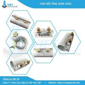 Nguyên liệu chính của cùm nối ống ngoài BS1139