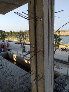 Công dụng chính của thép râu tường là dùng để liên kết tường và trụ